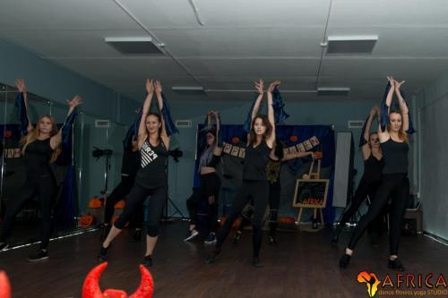 Школа танцев Африка