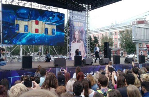 Участие на мероприятиях города Барнаула
