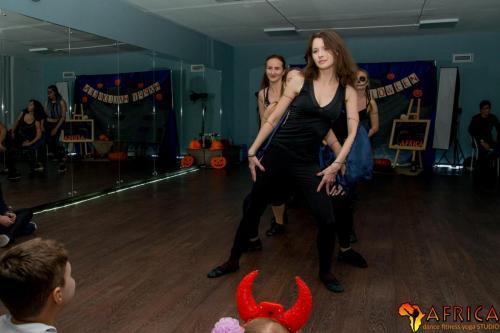 Школа танцев Африка в Барнауле